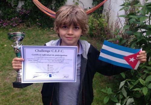 Challenge CEFC 2015-1